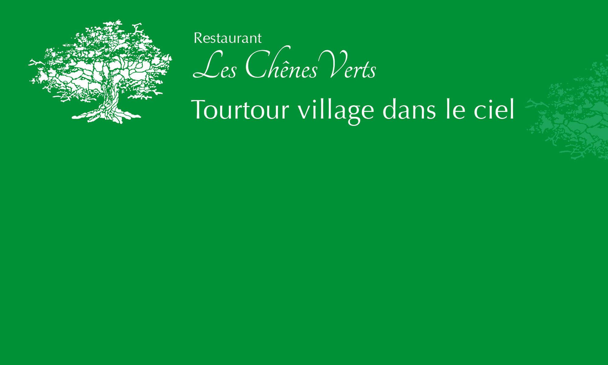 Restaurant les chênes vert